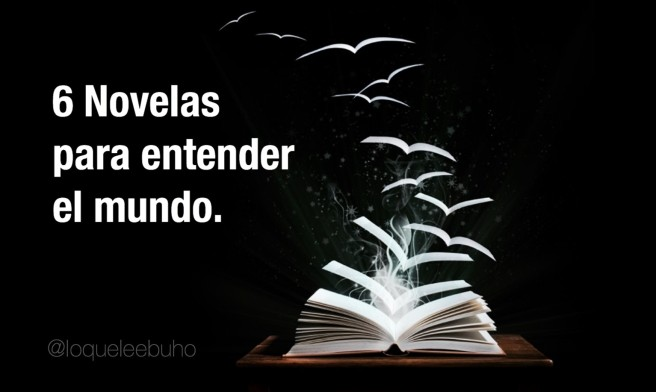 6 novelas